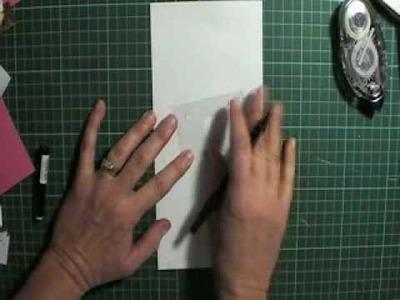 Corner fold tips techniques part 3.