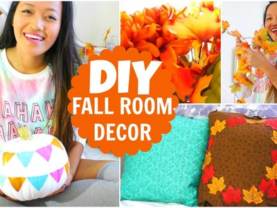 DIY Fall Room Decor!! + Easy Ways to Decorate!
