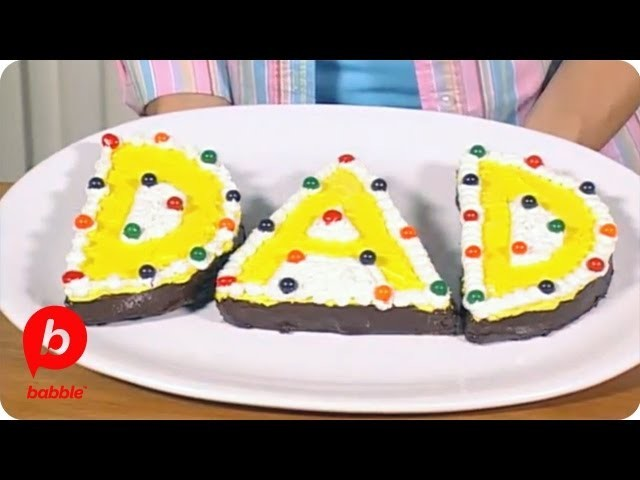 How-to: Father's Day Cake | Father's Day | Food & Cooking | Babble
