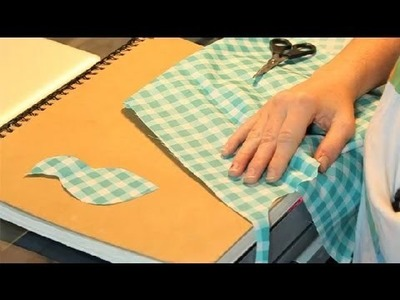 How to Make Fabric Birds to Put on Pillows : Homemade Crafts