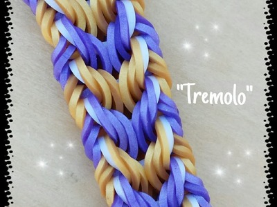 "New ""Tremolo""Hook Only Bracelet. How To Tutorial"