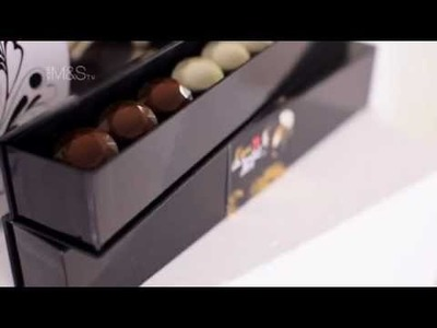 Valentine's Chocolate Gifts - M&S Valentine Tips for her and him - Marks & Spencer 2012