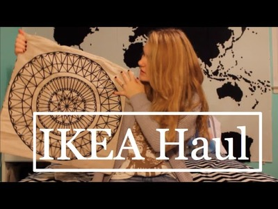 Bedroom Decor Haul!! [IKEA!] ☯