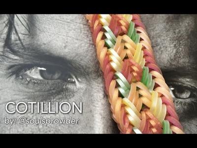 COTILLION Hook Only bracelet tutorial