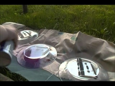 Decorating Plates with Spray Paint and Stencils!