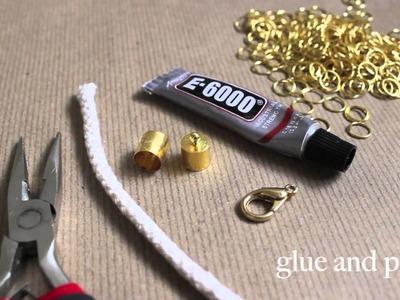 DIY Jump Ring Bracelet