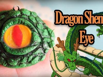Dragon Shenron Eye Tutorial: Collab NerdECrafter