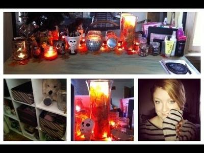 Fall Decorations, Dollar Tree & Haul [October 17 2013]
