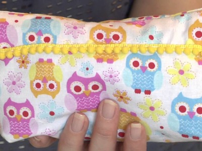 Fun Things to Hand Sew With a Little Fabric : Sewing, Sketching & Fabric Care