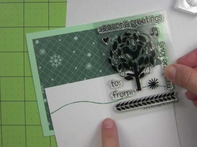 "Get ""Snow"" Much More From Your Stamps!"