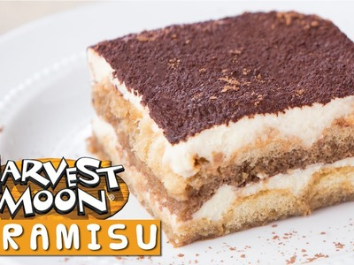 HARVEST MOON TIRAMISU - NERDY NUMMIES