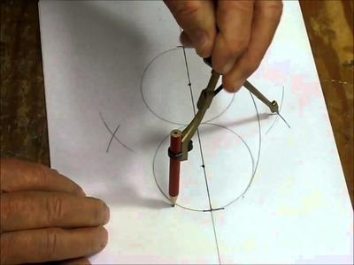 How I make a scroll saw  Oval trinket Box