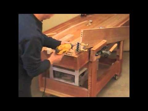 How to Build a Bed Part Four: Attaching the Rails to the Headboard and Footboard