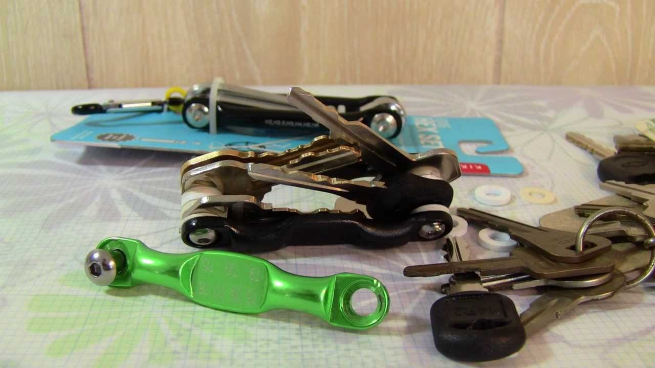 How to make a DIY Folding Tool Key Organizer- Or-Jack Knife Style Key Holder!
