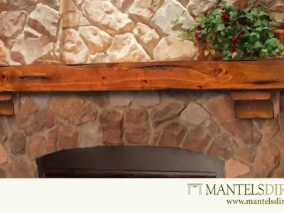 How-to Order a Wood Mantel Shelf   Mantels Direct   1-888-493-8898