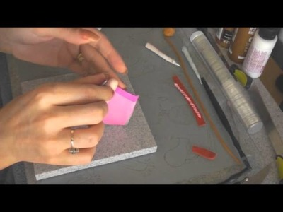 Polymer Clay Chinese Doll ( 2 ) Tutorial
