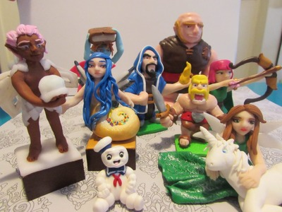 Polymer Clay Creations Update 6