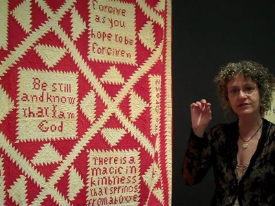 "Preview of ""Women Only: Folk Art by Female Hands"" - an exhibition at the American Folk Art Museum"