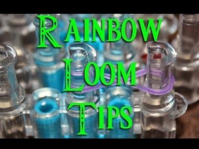 Rainbow Loom Rubberband Bracelet Tips