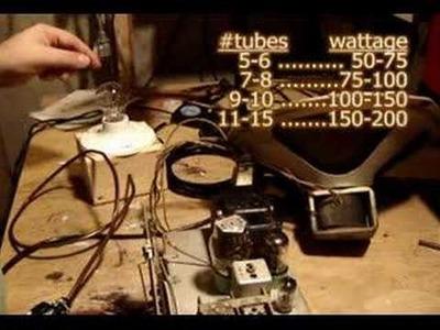 Repairing and Restoring Tube Radios - part 2