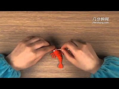 13136 How to Make Lobster with Polymer Clay