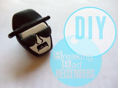 """Breaking Bad """"Heisenberg"""" Tutorial [Polymer Clay ^_^]"""