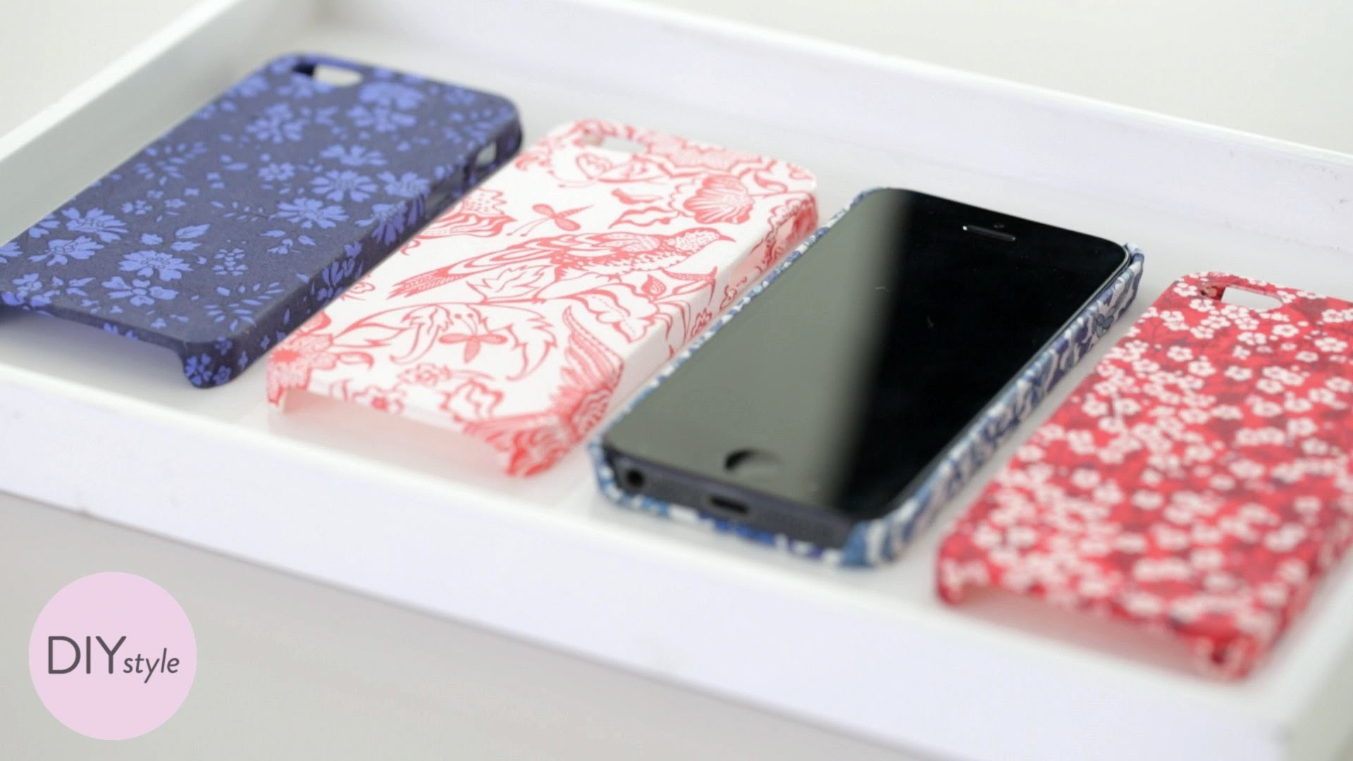 Easy DIY Fabric iPhone Covers - DIY Style - Martha Stewart