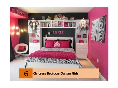 Girls Bedroom Design Ideas, Pictures, Remodel and Decor