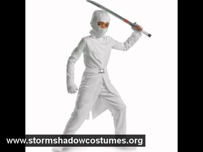 Halloween Costume Ideas: Storm Shadow Costumes - Stormshadowcostumes.org