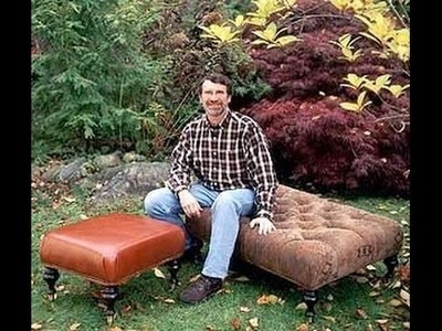 HOW TO: Build an Ottoman - Part 2 of 2