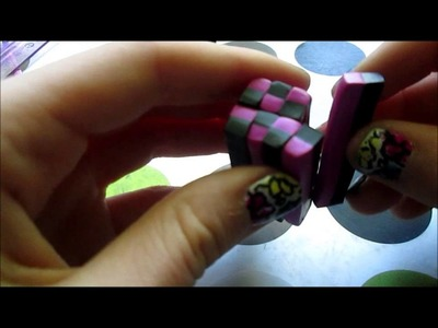 How to Make 3 Different Types of Polymer Clay Canes