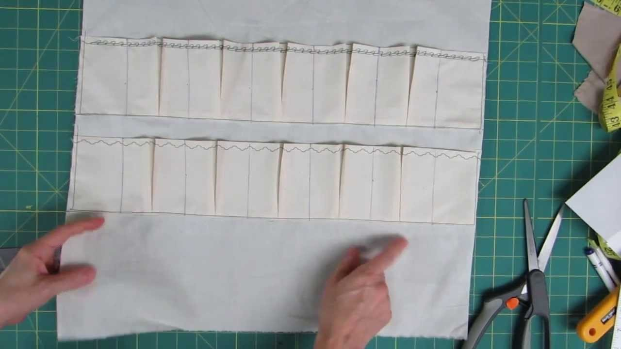 How to Make a Custom Apron for Collecting Fresh Eggs