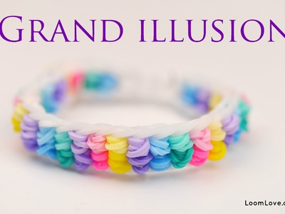 How to Make a Grand Illusion Bracelet