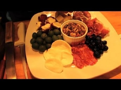 How to Make an Antipasto Salad Platter : Great Cheese Ideas