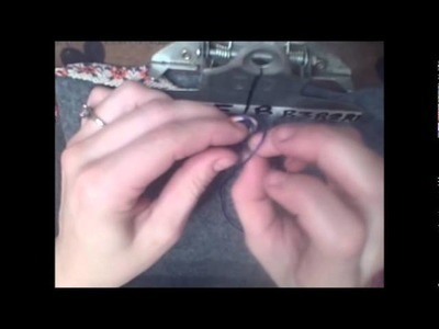 How To Make Friendship Bracelets: The Wrapped Loop