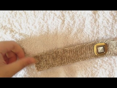 How to Sew a Shank Button by Hand