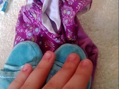 How to travel and pack for your american girl doll
