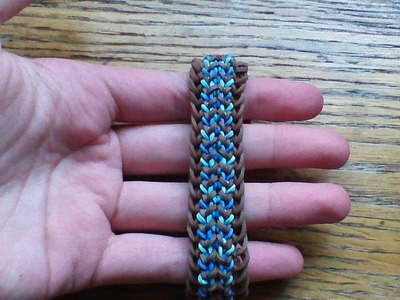NEW Rainbow Loom Atlantica Bracelet