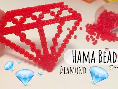 PROVIAMO LE PYSSLA MINY + TUTORIAL DIAMANTE PYSSLA HAMA BEADS TUTORIAL DIAMOND  HAMABEADS
