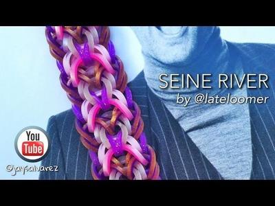 SEINE RIVER Hook Only bracelet design