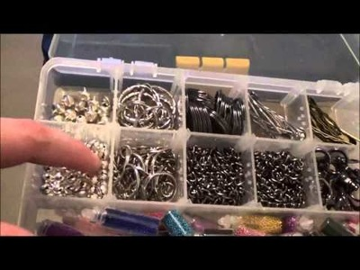 Updated Polymer Clay Storage   How I Store My Polymer Clay