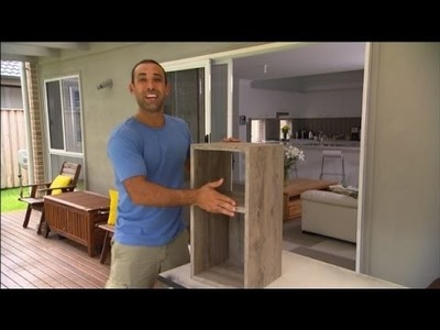 Adam Dovile: How to build a DIY timber feature wall