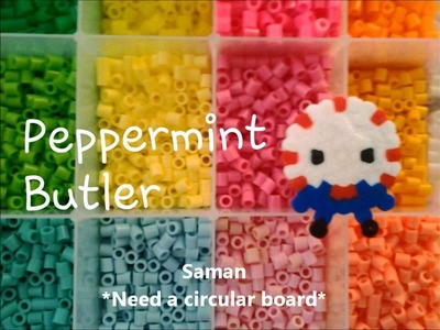 Adventure Time Perler Bead Tutorial