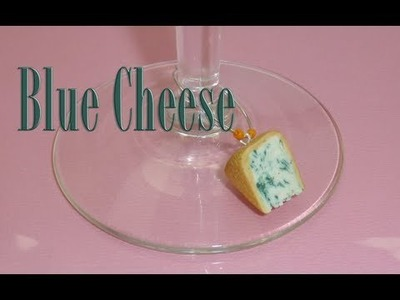 Blue Cheese Polymer Clay Tutorial