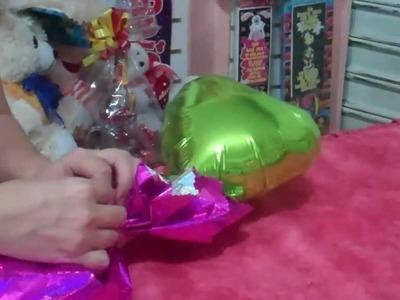 Como hacer un regalo magico. How to make a magical gift