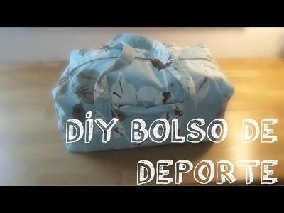 ✭ DIY Bolso de deporte