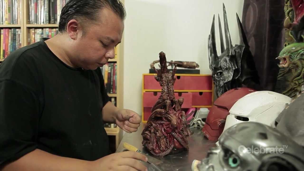 DIY Crew, Episode 1. Fauwaz: Sculptures That Come to Life