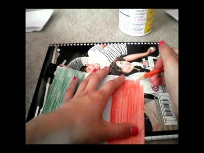 DIY One Direction Storage Container!!