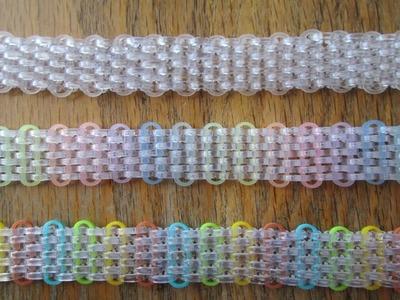 Hands Only-  Ice Ice Baby Bracelet (Original Design)