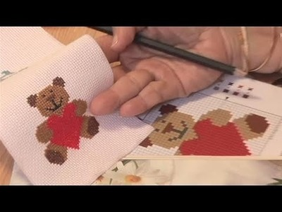 How To Make A Baby Cross Stitch